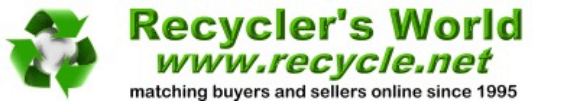 Recycler's World